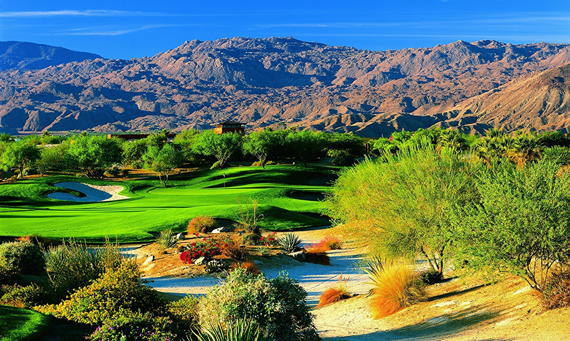 Mountain View Course at Desert Willow